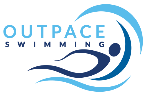 Outpace Swimming logo